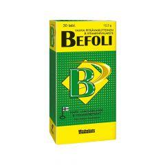 BEFOLI B-VITAMIINI X30 TABL