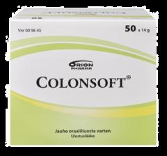 COLONSOFT jauhe oraaliliuosta varten 50x14 g