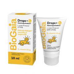 BioGaia Drops+D3 10 ML